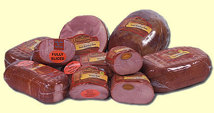 Cumberland Gap Provision::How to Heat: Whole and Half Hams
